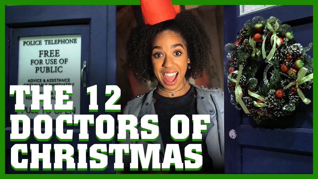 A Christmas Card from the Cast and Crew of Doctor Who – Twice Upon a ...