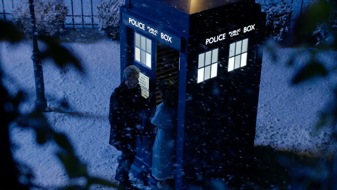 Doctor Who Last Christmas.All Of Time And All Of Space Last Christmas Doctor Who
